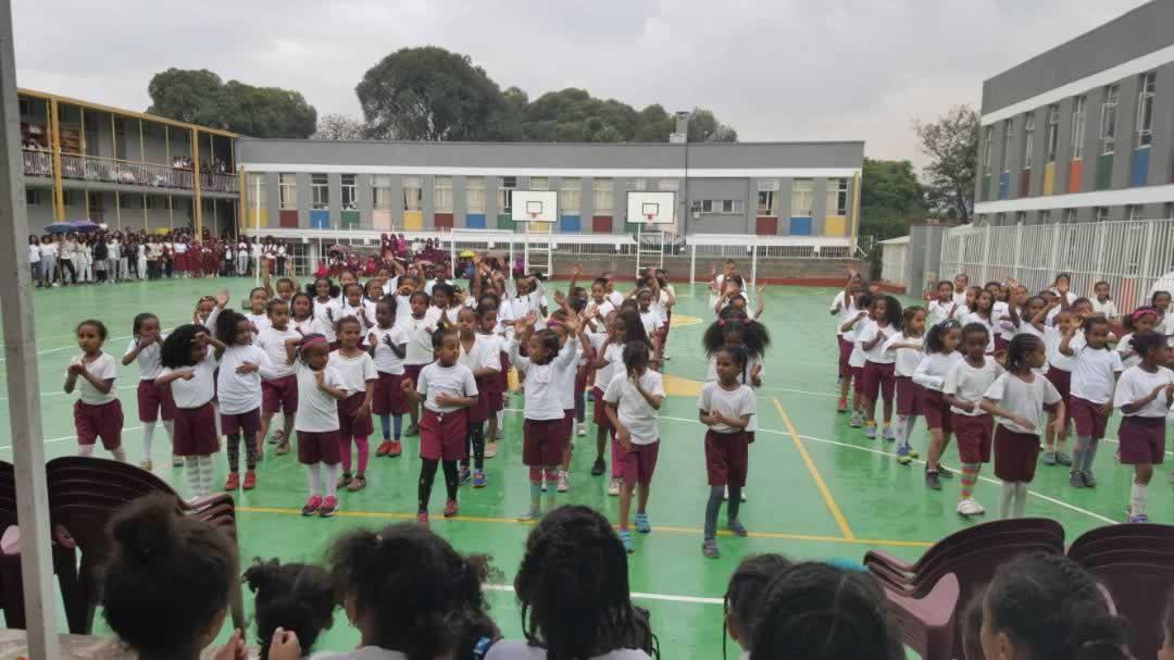 2017/2018 Sports Day - Nazareth School